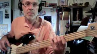 Beginner Bass Lesson Video - How To Make Your Own Bass Lines