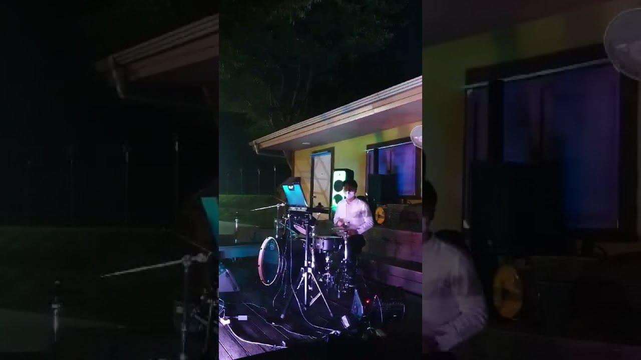 롤린(Rollin') - 야외 드럼 버스킹(신청곡 연주)