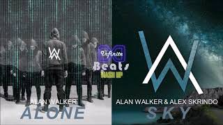 Alan Walker - Alone vs. Sky (Infinite Beats Mashup)