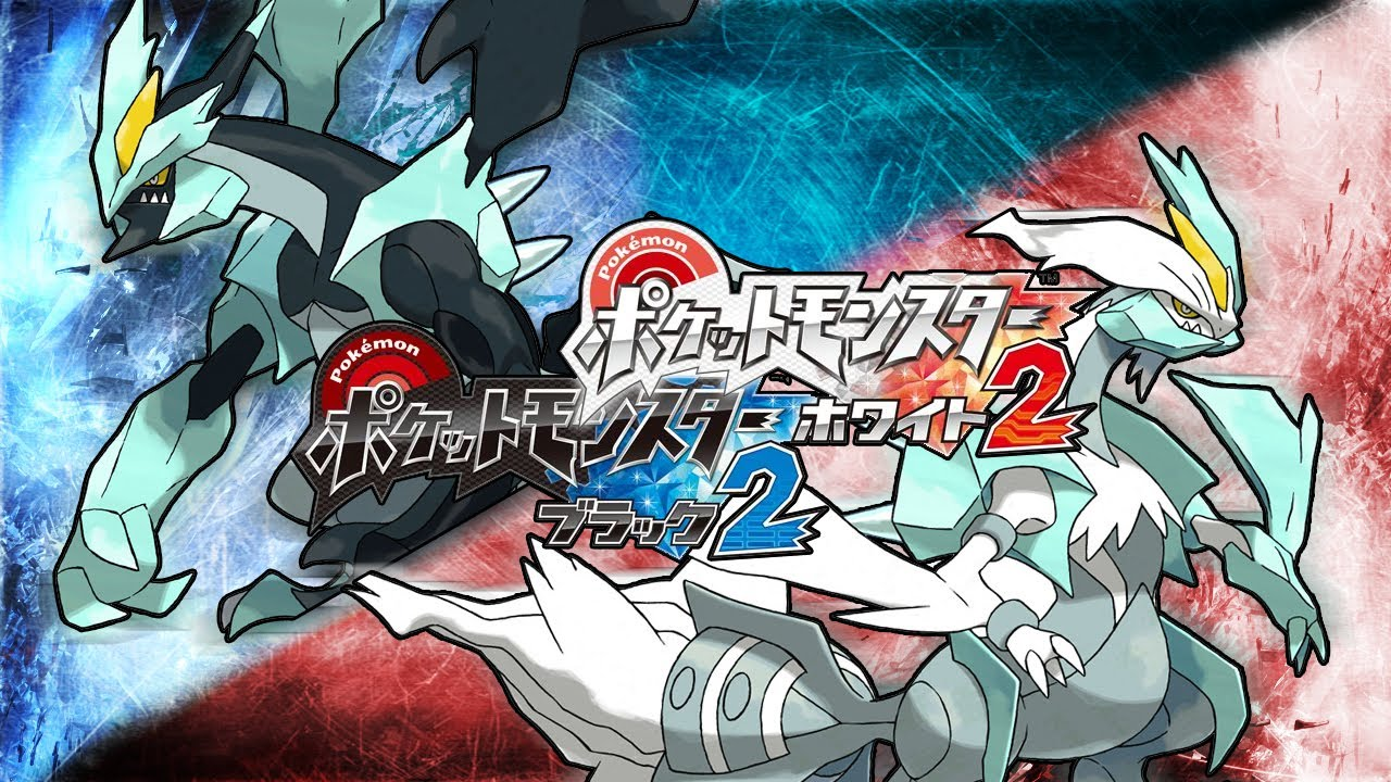 Test pokemon noir 2 blanc 2 hd youtube - Pokemon kyurem blanc ...