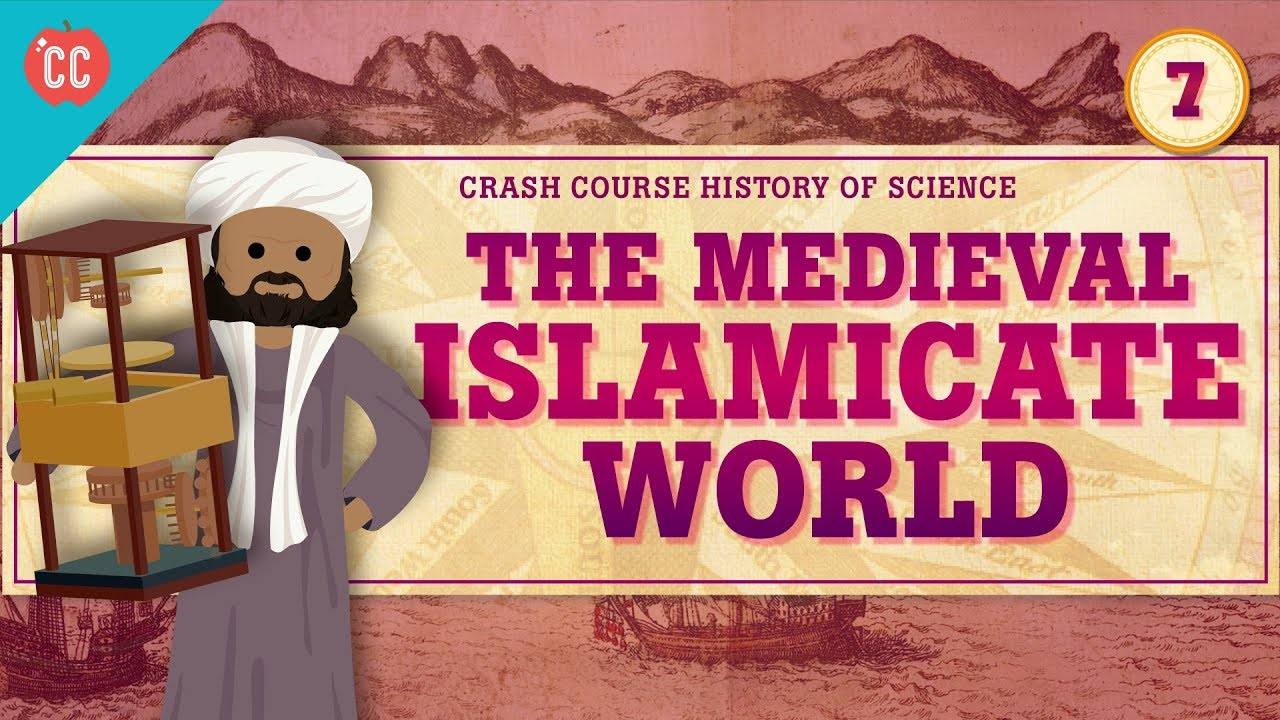 Download The Medieval Islamicate World: Crash Course History of Science #7