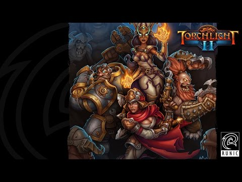Torchlight II: Walkthrough #01 - ACT 1: Protect the Guardian! (Part 1)