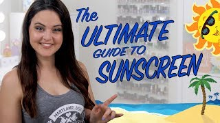 Your Sunscreen Questions ANSWERED! SPF Myths, New Research, Ingredients to Avoid & MORE!