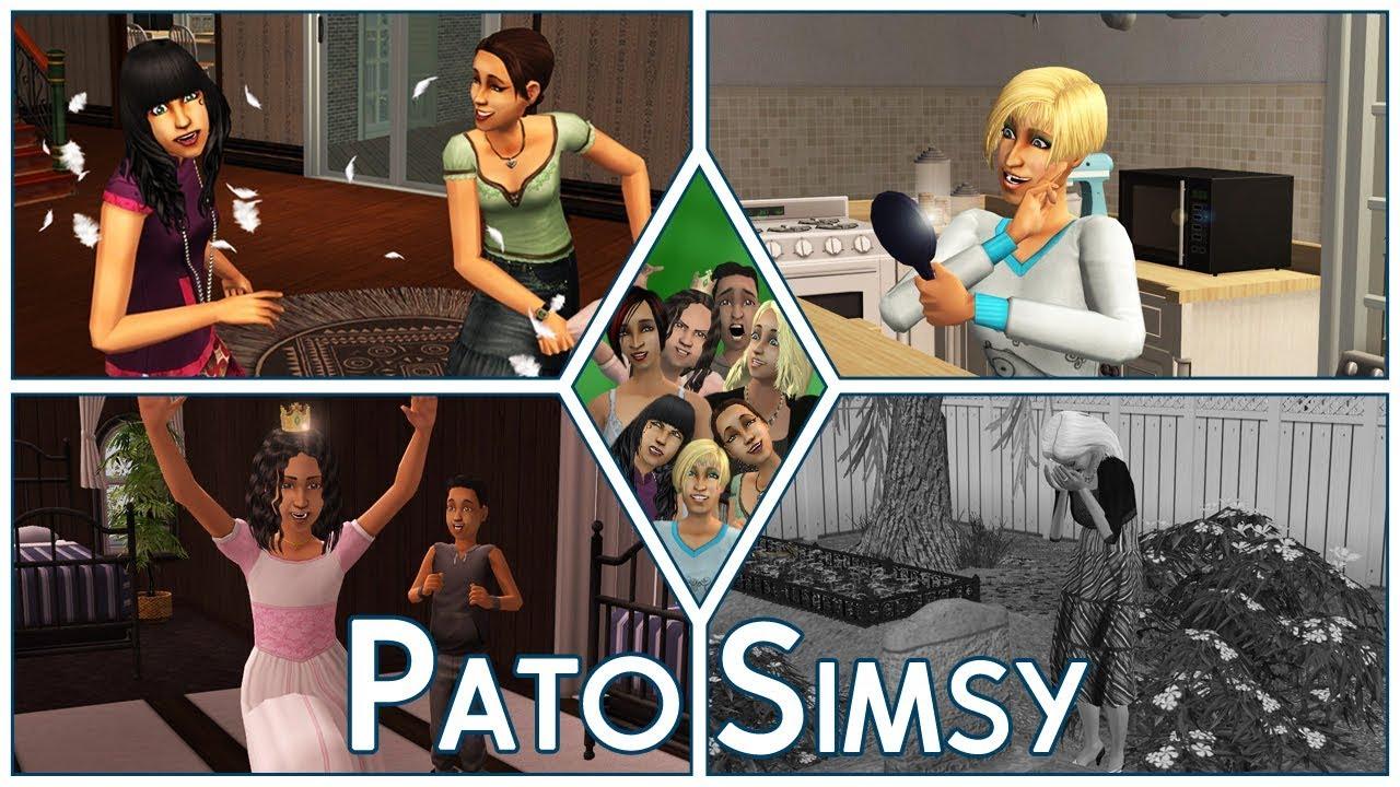 LIVE: PatoSimsy – Patologia na wakacjach!
