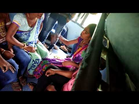 Hijra's attack in Prashanthi express-2