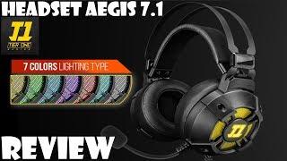 Hermoso Headset!! -Tier One Aegis 7.1