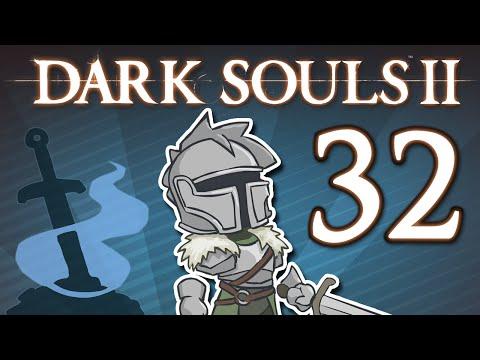 Dark Souls II - #32 - The Gutter - Side Quest  [1080p 60fps]