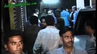 Exclusive : Salman Khan At Special Screening Of Film Bittoo Boss