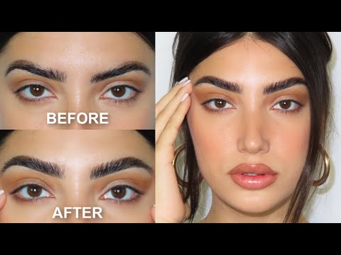4 EYEBROW TIPS THAT WILL CHANGE YOUR FACE - YouTube