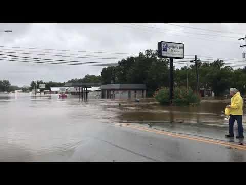 Fayette County Record - Hurricane Harvey Flooding in La Grange