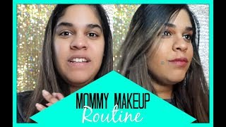 Everyday Mommy Makeup Routine 2019   20 Minute Makeup  Zen Chini Vlogs