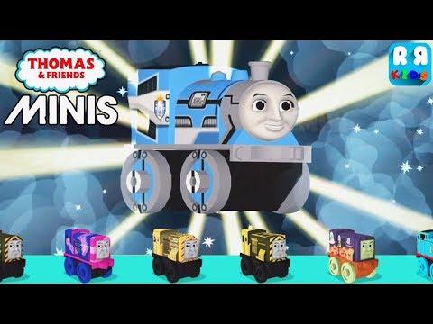 Unlock New Engine Robot Millie - Thomas & Friends Minis