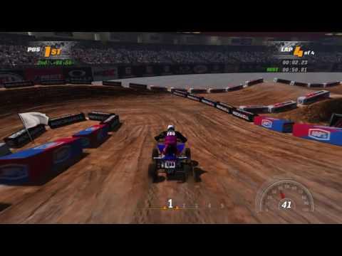 MX vs. ATV Supercross Encore Phoenix Fast Lap