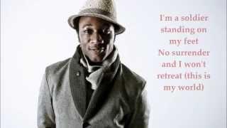 Aloe Blacc - The Man lyrics (No Music)