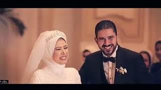 اجمل عروسه ترقص سلوو علي اغنيه هاتي حضن ليحيي علااء