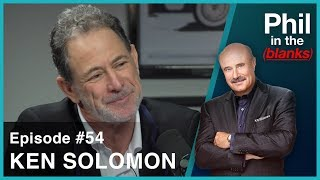 Phil In The Blanks #54 - Ken Solomon