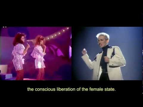Kylie Minogue, Dannii Minogue, Aretha Franklin, Annie Lennox - Sisters Are Doing It For Themselves