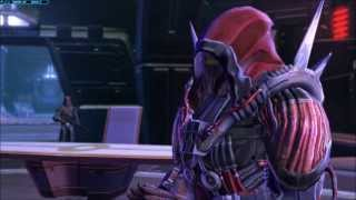 SWTOR Sith Inquisitor Storyline - Rise of the Hutt Cartel - Part 1