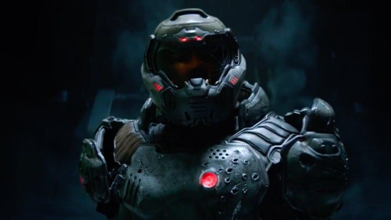 Doom Official Cinematic Trailer - YouTube