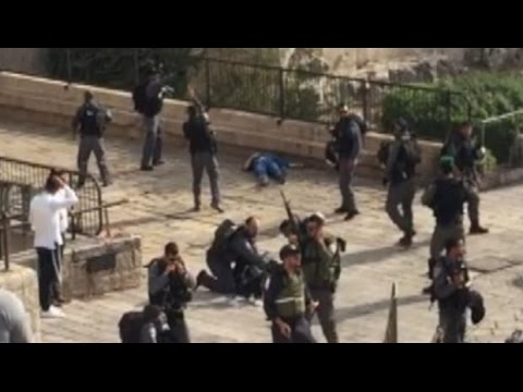 Police attacked in Israel Mp3