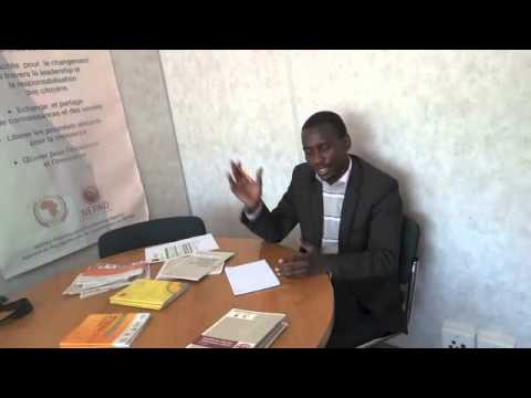 Interview with New Partnership for Africa's Development (NEPAD)