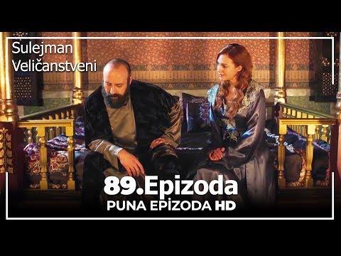 Sulejman Veličanstveni Epizoda 89 Sa Prevodom