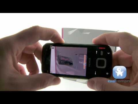 Nokia N85 - Cámara
