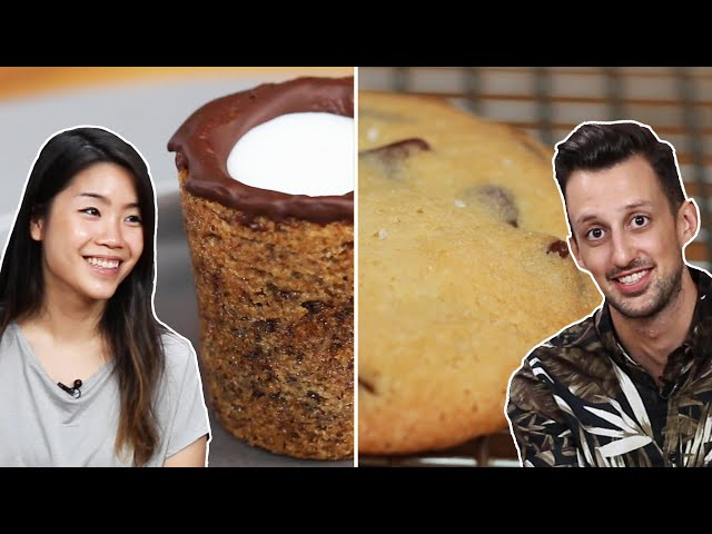 Trendy Vs. Traditional: Chocolate Chip Cookies