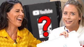 Mystery Youtube Unboxing & Would You Rather?