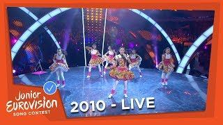 Nicole - Knock Knock! … Boom! Boom! - Malta - 2010 Junior Eurovision Song Contest