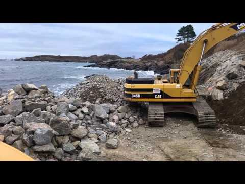 Coastal Bank & Slope Stabilization, Nahant V2 2015