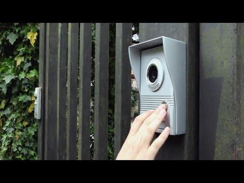 Cómo instalar un videoportero - Bricomanía
