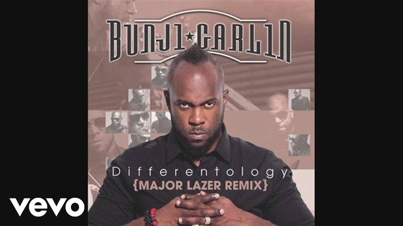 Download Bunji Garlin - Differentology (Ready for the Road)[Major Lazer Remix][Audio]