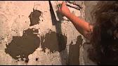 гидроизоляция с помощью ceresit cr 65 и cr 166 - YouTube