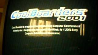 Cool Boarders 2001 PS2 Review By NOAH45KINGS