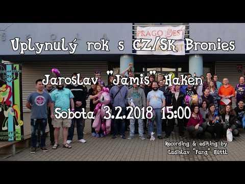 Uplynulý rok s CZ/SK Bronies (Jamis)