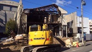 名古屋市名東区鉄骨造2階建てアパート解体工事|名古屋・愛知・岐阜・三重の解体なら【アヴァンセ】