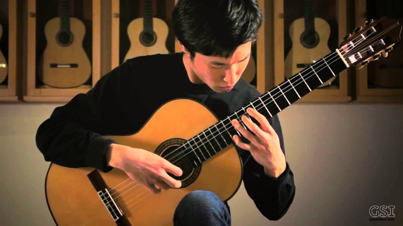 Barrios 'Una Limosna por el Amor de Dios' played by Alex Park