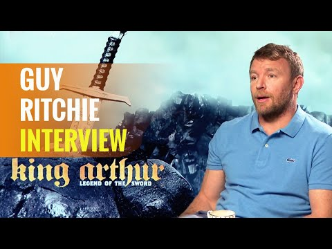 KING ARTHUR: LEGEND OF THE SWORD | Interview mit Guy Ritchie