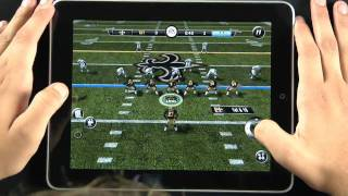 EA Mobile Madden NFL 11 for iPhone and iPad