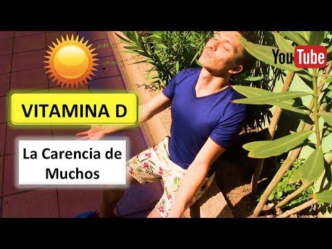 VITAMINA D. La Carencia de Muchos   Dr Nico Soto