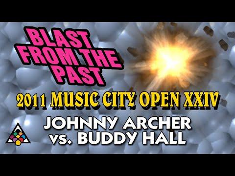Music City  Buddy Hall vs Johnny Archer