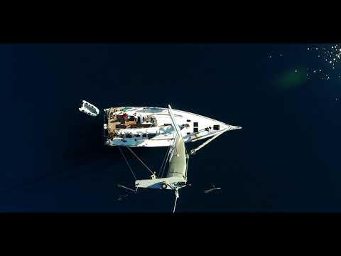 Yachting week at Croatia 2020 4K