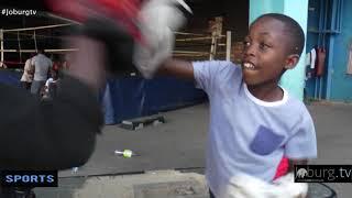 Joburgtv Sports  Women Boxers @ The Hillbrow Boxing Club  19 Oct 2018