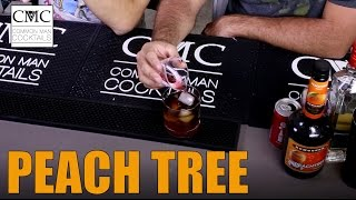 The Peach Tree Cocktail