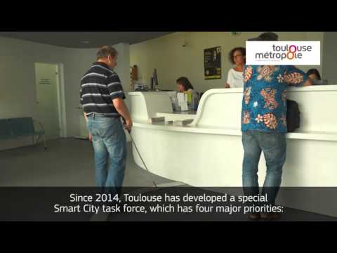Access City Award 2016 – Toulouse (Smart City)