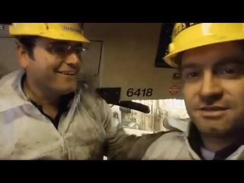 Job de bras Saison 1 épisode 14 Chez Via Rail Canada en 2010