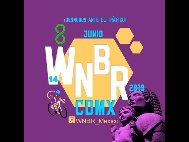 WNBR MEXICO 2019  CONVOCATORIA  3 JUNIO 2019