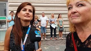Красная дорожка 9-го Одесского международного кинофестиваля. Ч.3