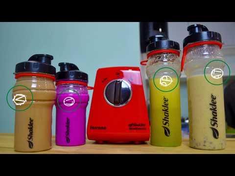 Shaklee Personal Blender – Healthy Eating Made Easy